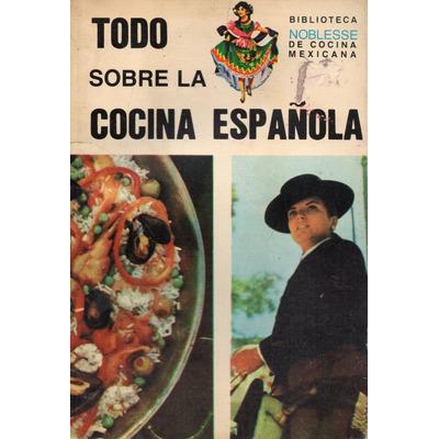 Todo sobre la cocina espa ola biblioteca noblesse 60 for Cocina internacional pdf