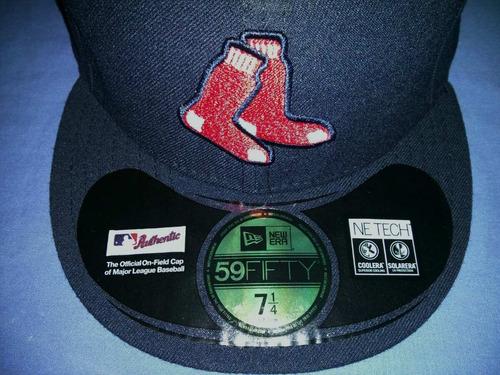 4d3b465385a92 Oferta   Gorra New Era 59fifty Boston Red Sox Calcetas en venta en ...