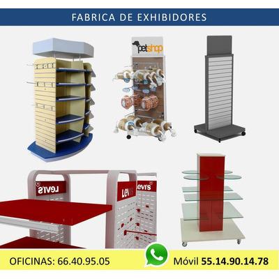 Fabrica de Exhibidores