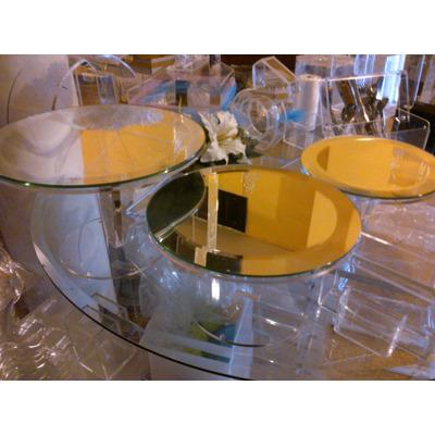 Pin bases de espejo para pastel on pinterest for Donde venden espejos
