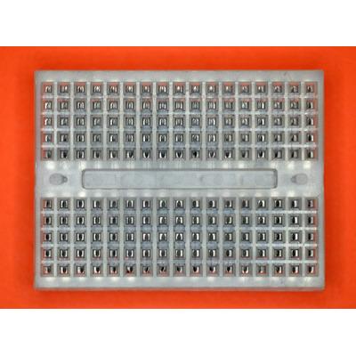 Practicas de electronica basica en protoboard