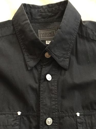 Camisa Versace Signature Original