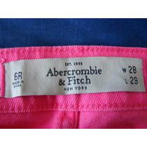 Pantalon Abercrombie Fitch Para Mujer Rosa Talla 6 R En Venta En Cordoba Centro Cordoba Veracruz Por Solo 630 00 Compracompras Com Mexico
