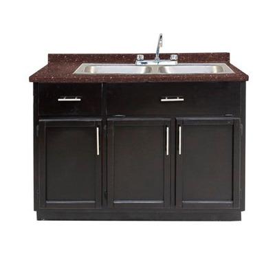 Muebles para fregadero dise os arquitect nicos - Fregaderos con mueble ...