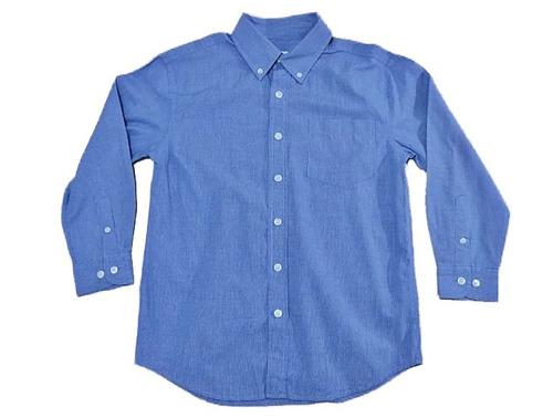 Camisa De Vestir Talbots Kids Baratísima! Nautica Jeans #70