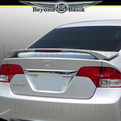 2007 Honda Civic Lx >> Spoiler Cola De Pato Civic Honda Sedan Envio Gratis ...