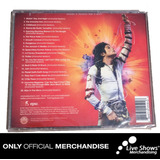 Michael Jackson immortal CD
