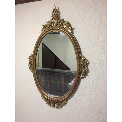 Espejo antiguo labrado 6 en mercado libre - Espejo veneciano antiguo ...