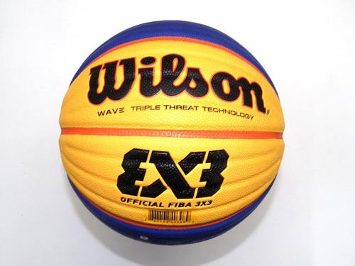 Wilson Pelota de Baloncesto Fiba 3x3