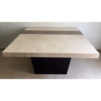Mesas de marmol para comedor good el punto focal de este for Mesas de marmol para comedor