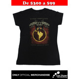 Playera Oficial WITHIN TEMPTATION HYDRA BODY