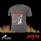 DEAD KENNEDYS DEMOCRACY CHARCOAL TEE