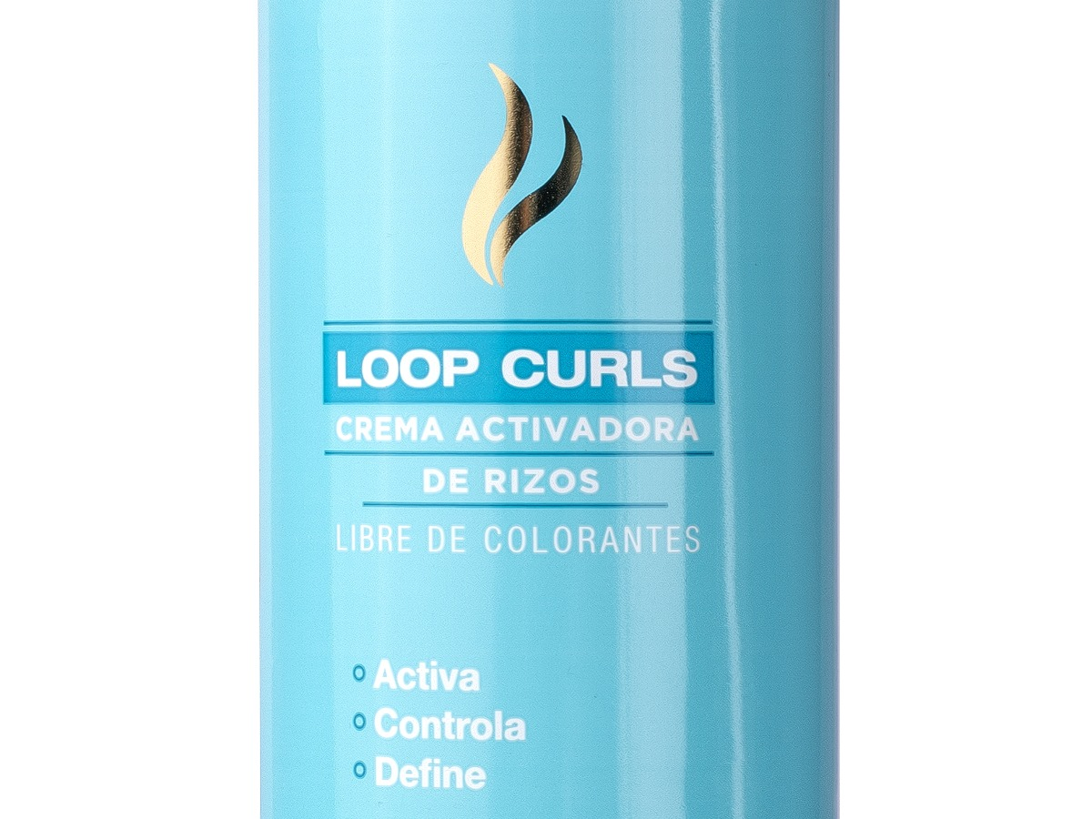 Loop Curls Barcelona Pharma