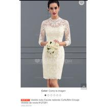Vestidos cortos de novia mexico