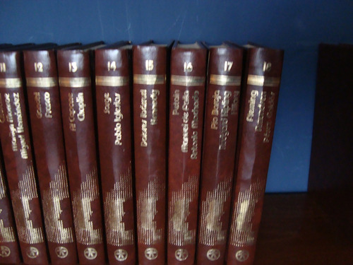 Colección Libros Decorativos Revolucionarios S Xx 17 Piezas.