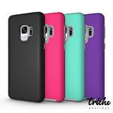 Funda Case Armor Colores Resistente Galaxy  S9 normal