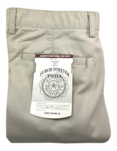 Pantalon Gabardina Furor Twill Baggies 1955 Issue En Venta En Comalcalco Tabasco Por Solo 849 00 Ocompra Com Mexico