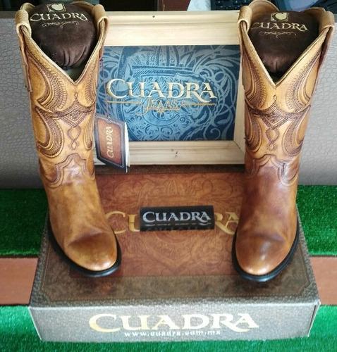 83a7022b61 Botas Cuadra Venado 2h02ve Vaqueras Casuales Vestir Piel en venta en ...