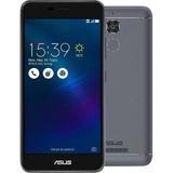 """Asus ZenFone 3 MAX ZC520TL 16GB 4G 5.2"""" 2GB RAM (Gris)"""