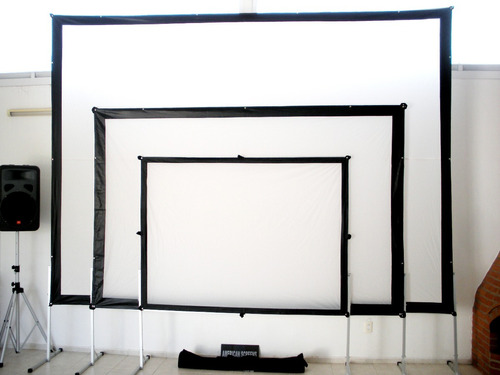 Lienzo Videoproyeccion Dual American Screens 6x4 300
