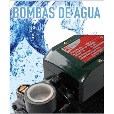 Bomba periferica 1 2 hp silenciosa poca energia 425 for Poca presion de agua