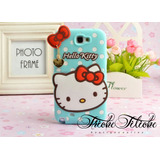 Funda / Botarga Hello Kitty Para Galaxy S6