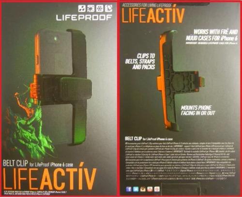 Clip Lifeproof Para Iphone 6 Para  Fre  Y  Nuud Original