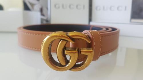 695cc07f35f5c ... comprar Cinturones Unisex Dama Caballero Cinto Gucci Gg Marca Piel ...