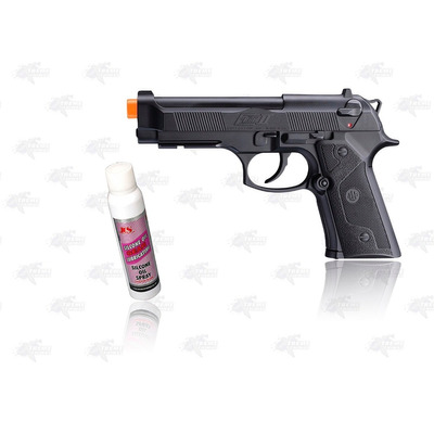 marcadora airsoft beretta elite 2 co2 bbs metal xtreme Walther PK380 James Bond Walther P99