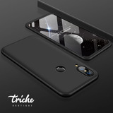 Funda 360 + Cristal Seria Colores Slim Huawei P20 Lite