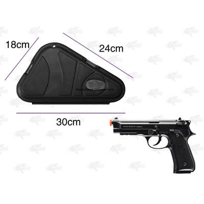 marcadora beretta 92a1 blowback co2 bbs 6mm  estuche xtreme Walther P99 Laser Walther PPS