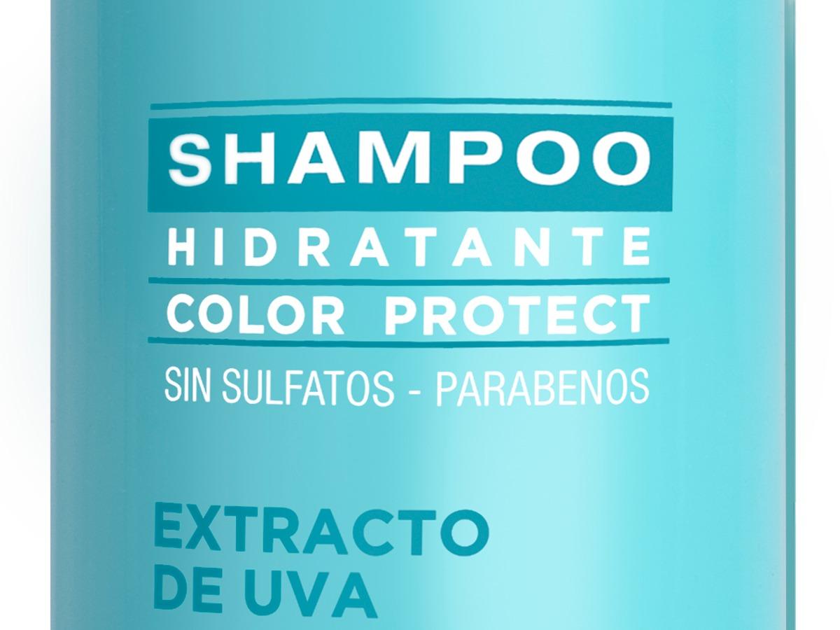 SHAMPOO + HIDRATACIÓN +COLOR