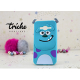 Funda Botarga de Cara Sulley Galaxy Grand Prime Triche