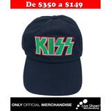 Gorra Oficial KISS Tour 2016