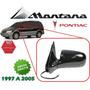 97-05 Pontiac Montana Espejo Lateral Electrico Izquierdo
