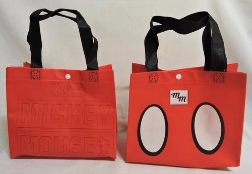 8353e15e0 Dulceros Mickey Mouse Fiestas Bolsas Recuerdos 10 Pz Broche en venta ...