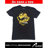 Playera Oficial CAPITAL CITIES