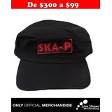 Gorra Oficial SKA-P