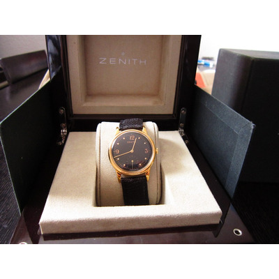 Zenith Vintage Segundero Desplazado 16 000 00 En