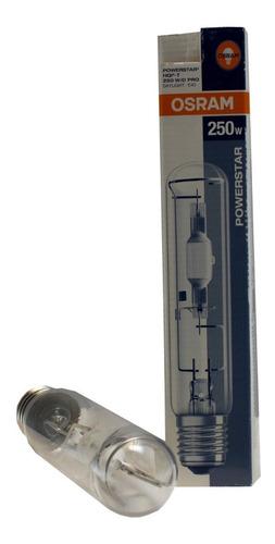 Lámpara Powerstar Hqi-t 250w/d Pro Daylight E40 - Ecart