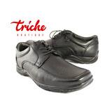 Calzado Caballero Negro Flexi 97901 Casual Confort Agujeta