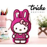 Funda / Botarga de Kitty Conejo para Galaxy S3 Mini