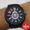Reloj de pulso Chivas negro