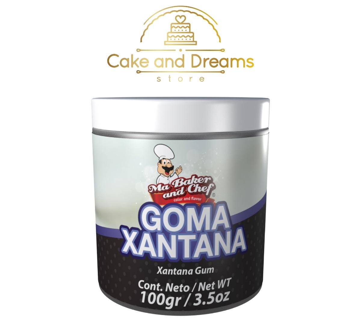 Goma Xantana 100g - Ma Baker and Chef