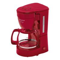 Cafetera Taurus 6 tazas Rojo 317765