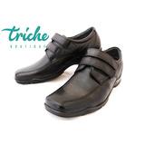 Calzado Zapato Caballero Negro Flexi 73503 Casual Confort