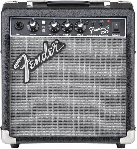 Amplificador Para Guitarra Eléctrica Frontman Fender 10w