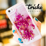 Funda de Brillos Tipo Pecera Galaxy Grand Prime