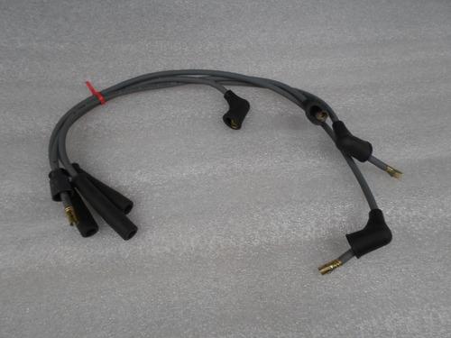 Juego De Cables S/n Kia - Towner 94-98 800cc Motor Dc 3 Cil Foto 1