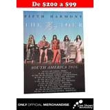 Poster Oficial FIFTH HARMONY